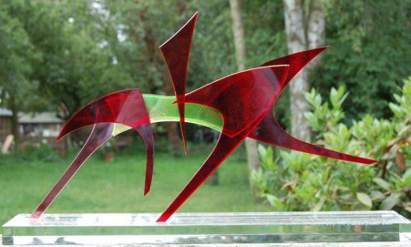 plexiglas-art