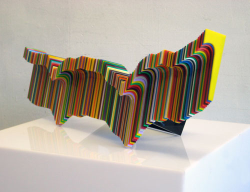 Plastic-perspex-art