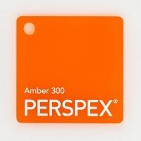 Amber-300-Perspex